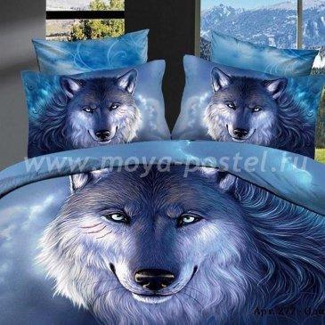 Постельное белье DA Premium-3D PR-277-2 в интернет-магазине Моя постель