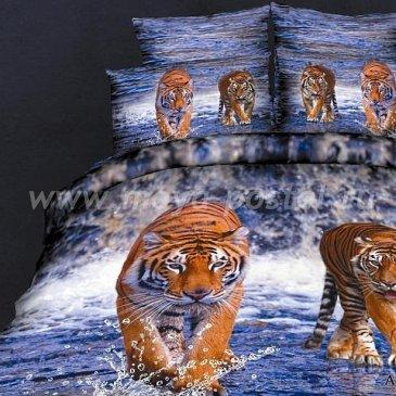 Постельное белье DA Premium-3D PR-278-2 в интернет-магазине Моя постель