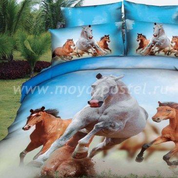 Постельное белье DA Premium-3D PR-288-3 в интернет-магазине Моя постель
