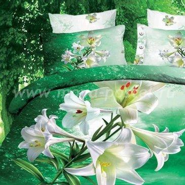 Постельное белье DA Premium-3D PR-291-2 в интернет-магазине Моя постель