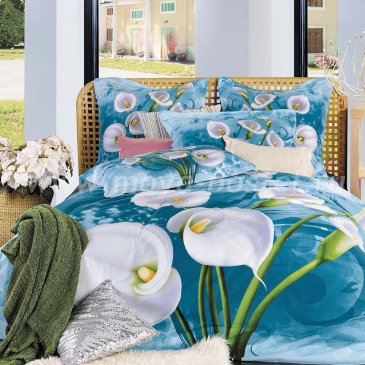 Постельное белье DA Premium-3D PR-307-3 в интернет-магазине Моя постель