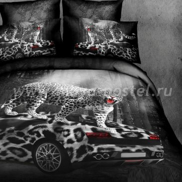 Постельное белье DA Premium-3D PR-321-3 в интернет-магазине Моя постель