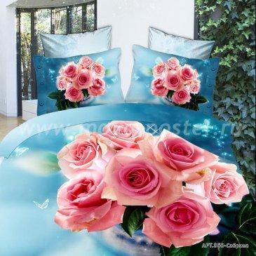 Постельное белье с 3Д эффектом DA Premium-3D PR-350-2 в интернет-магазине Моя постель