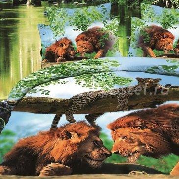 Постельное белье DA Premium-3D PR-359-2 в интернет-магазине Моя постель