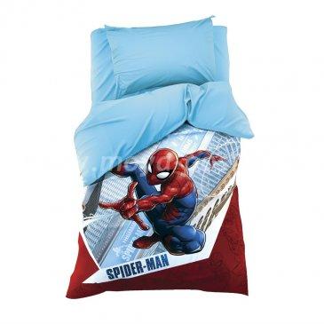 Детское постельное белье Этель Disney ETP-113-1 Человек-Паук: Супергерой в интернет-магазине Моя постель