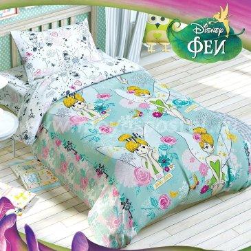 Детское постельное белье Этель Disney ETB-107-1 Фея Динь-Динь в интернет-магазине Моя постель