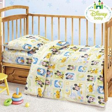 Детское постельное белье Этель Disney ETD-456-b Любимый малыш в интернет-магазине Моя постель