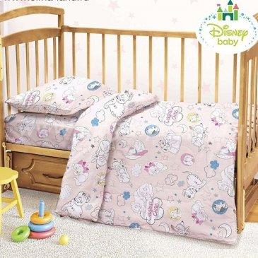 Детское постельное белье Этель Disney ETD-453-b Маленькие детки в интернет-магазине Моя постель