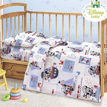 Детское постельное белье Этель Disney ETD-452-b Микки в интернет-магазине Моя постель