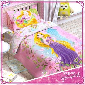 Детское постельное белье Этель Disney ETP-109-1 Принцесса Рапунцель в интернет-магазине Моя постель