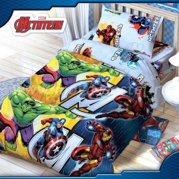"""Постельное белье Этель Disney ETB-105-1 Мстители"""" в интернет-магазине Моя постель"""