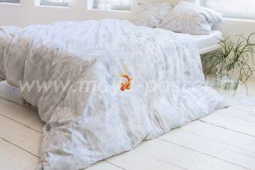 """Постельное белье """"Рыбка Бэсси"""", евро в интернет-магазине Моя постель"""