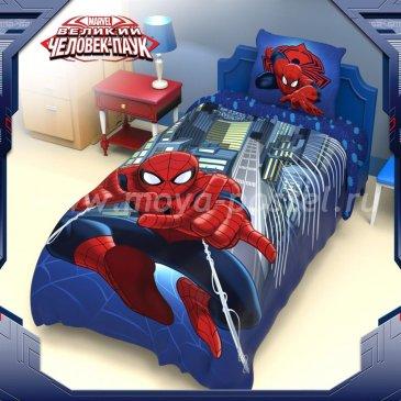 Детское постельное белье Этель Disney ETP-106-1 Человек Паук в интернет-магазине Моя постель