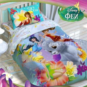 Детское постельное белье Этель Disney ETP-107-1 Феи в интернет-магазине Моя постель