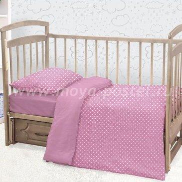 Детское постельное белье Этель ET-100-b Розовые сны в интернет-магазине Моя постель
