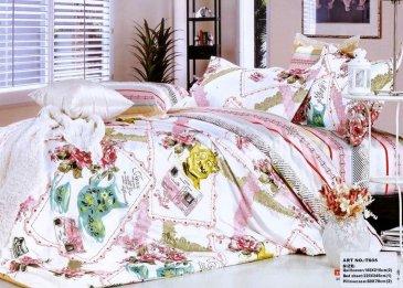 Кпб сатин Семейный 2 наволочки (чаепитие) в интернет-магазине Моя постель
