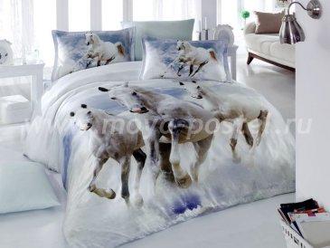 Постельное белье ТМ Istanbul 3D Cotton, евро размер в интернет-магазине Моя постель
