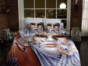 КПБ Istanbul 3D Cotton 1334-01 в интернет-магазине Моя постель