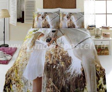 КПБ Bamboo 3D Digital Т19210 в интернет-магазине Моя постель