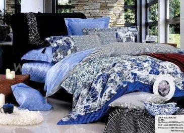 Постельное белье TIS07-48 евро 4 наволочки в интернет-магазине Моя постель