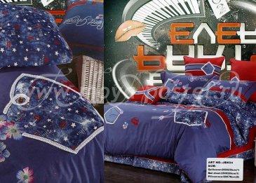 КПБ Killer Star 1011 евро в интернет-магазине Моя постель