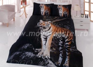 КПБ Ranforce VS 3D Digital (тигр на камне) в интернет-магазине Моя постель