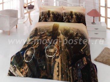КПБ Ranforce VS 3D Digital (небоскребы) в интернет-магазине Моя постель