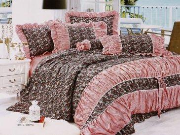 """КПБ 1,5-спальное """"Прованс"""" SVI04-996 в интернет-магазине Моя постель"""