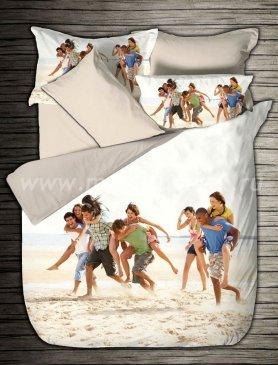 КПБ Bamboo 3D Digital 1331-10 в интернет-магазине Моя постель