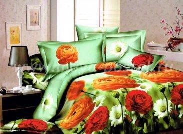 Кпб сатин TS05-908 Семейный 2 наволочки в интернет-магазине Моя постель