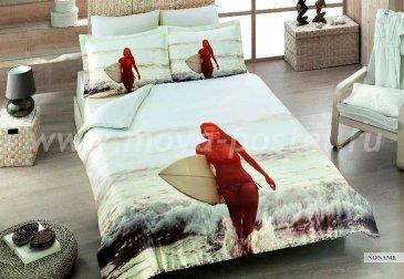 КПБ Bamboo 3D Digital 1331-19 в интернет-магазине Моя постель