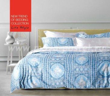 Двуспальное постельное белье сатин TS02-692-70 в интернет-магазине Моя постель