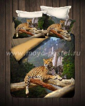 Постельное белье ТМ Istanbul 3D Cotton 1334-08, евро размер в интернет-магазине Моя постель