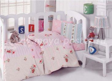 КПБ Cotton Box Ясли Ранфорс с вышивкой 1041-04 в интернет-магазине Моя постель