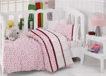 КПБ Cotton Box Ясли Ранфорс с вышивкой в интернет-магазине Моя постель