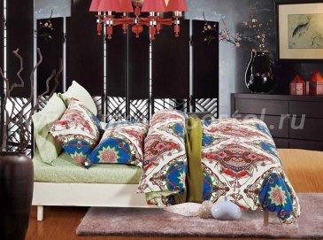 Twill 2 спальный (яркий орнамент) в интернет-магазине Моя постель