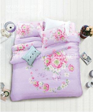 КПБ TT6-1330-12 Tencel евро 4 наволочки в интернет-магазине Моя постель