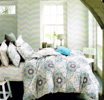 Постельное белье Twill TPIG2-737-50 двуспальное в интернет-магазине Моя постель