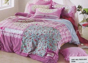 Кпб сатин 2 спальный TS02-502-50 в интернет-магазине Моя постель
