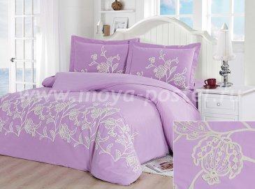 КПБ Cristelle с объёмной вышивкой CR03FB в интернет-магазине Моя постель
