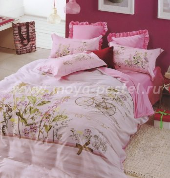 Постельное белье TS05-12 семейное 2 наволочки в интернет-магазине Моя постель
