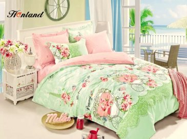 Постельное белье TPIG6-726 Twill евро 4 наволочки в интернет-магазине Моя постель