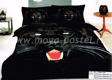 Кпб сатин Семейный 2 наволочки TS05-31A  в интернет-магазине Моя постель
