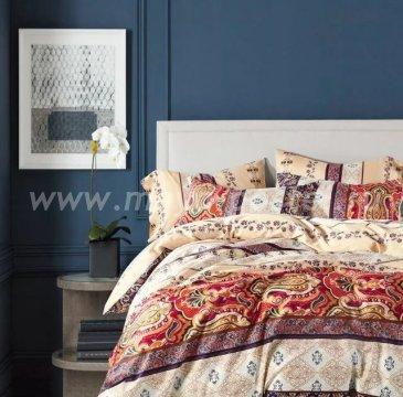 Кпб сатин TS02-401-70 2 спальный в интернет-магазине Моя постель