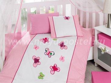 КПБ Cotton Box 1007-06 Ясли Ранфорс с Аппликацией в интернет-магазине Моя постель
