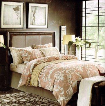 Постельное белье Twill TPIG4-733 полуторное (классицизм бежевый) в интернет-магазине Моя постель