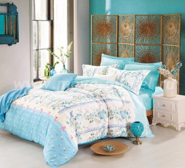 Постельное белье TPIG6-638 Twill евро 4 наволочки в интернет-магазине Моя постель