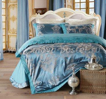 КПБ Cristelle Venice TJ111-23 Жаккард Евро 2 наволочки в интернет-магазине Моя постель
