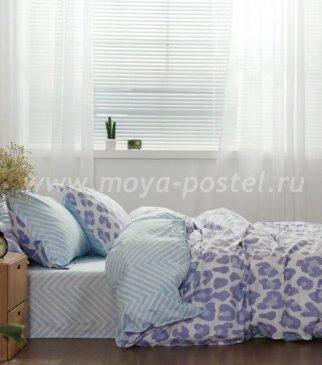 Twill евро 4 наволочки TPIG6-345 (фиолетовый леопард) в интернет-магазине Моя постель