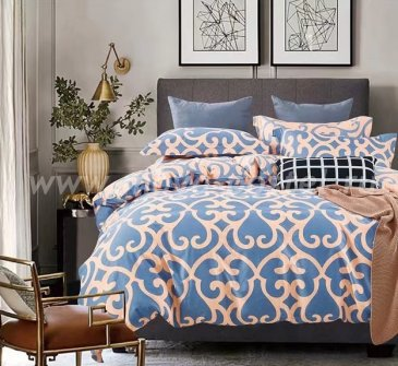 Постельное белье TPIG6-335 Twill евро 4 наволочки в интернет-магазине Моя постель